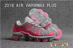 Women Nike 2018 Air VaporMax Plus Sneakers KPU 226