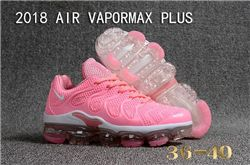 Women Nike 2018 Air VaporMax Plus Sneakers KPU 228