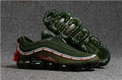 Men Nike 2018 Air VaporMax 97 Running Shoes K...