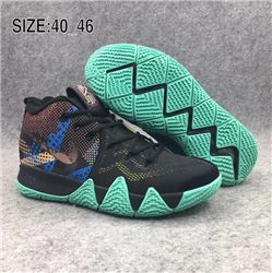 Men Nike Kyrie 4 Basketball Shoes 396