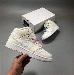 Women Sneaker Air Jordan 1 Retro AAAA 279
