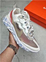 Men Nike Epic React Element 87 Undercover AAAA 264