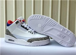 Men Basketball Shoes Air Jordan III Retro 297