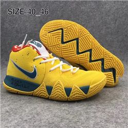 Men Nike Kyrie 4 Basketball Shoes 397