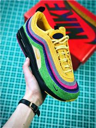 Women Sean Wotherspoon Nike Air Max 97 Hybrid...