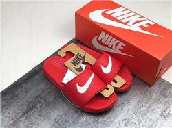 Women Nike Benassi Swoosh Slipper 236
