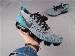 Men Nike Air VaporMax 2018 Flyknit Running Shoes AAAA 384
