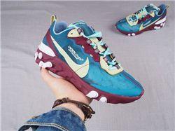 Women Nike Epic React Element 87 Undercover AAAA 215