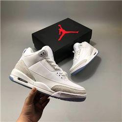 Men Basketball Shoes Air Jordan III Retro AAAAA 299