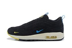 Women Sean Wotherspoon Nike Air Max 97 Hybrid AAA 255