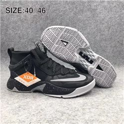Men Nike Ambassador 8 Basketball Shoes 665