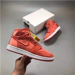 Women Sneaker Air Jordan 1 Retro AAAAA 281