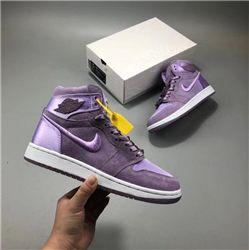Women Sneaker Air Jordan 1 Retro AAAAA 282