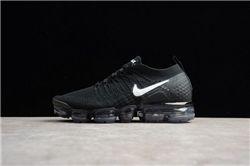 Men Nike Air VaporMax 2018 Flyknit Running Shoes AAAA 385