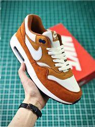 Men Nike Air Max 1 Running Shoes 373