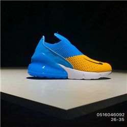 Kids Nike Air Max 270 Running Shoe 269