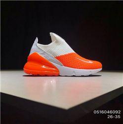 Kids Nike Air Max 270 Running Shoe 270
