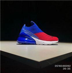 Kids Nike Air Max 270 Running Shoe 271
