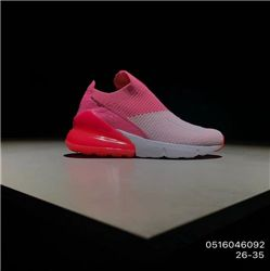 Kids Nike Air Max 270 Running Shoe 273