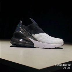 Kids Nike Air Max 270 Running Shoe 274
