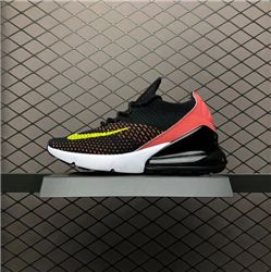 Women Nike Air Max 270 Weave Sneaker AAAA 215