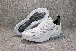 Women Nike Air Max 270 Sneakers AAA 217