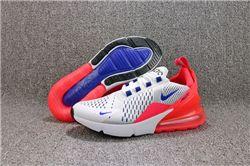 Women Nike Air Max 270 Sneakers AAA 218