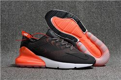 Men Nike Air Max 270 Running Shoes KPU 337