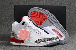 Men Basketball Shoes Air Jordan III Retro AAA 300