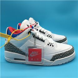Men Basketball Shoes Air Jordan III Retro AAA 301