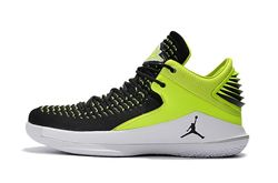 Men Air Jordan XXXII Basketball Shoe Low 233