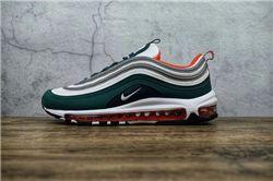Men Nike Air Max 97 Running Shoes AAAA 316
