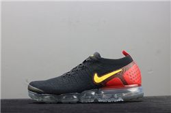 Men Nike Air VaporMax 2018 Flyknit Running Shoes AAAA 366