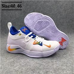 Men Nike Paul 2 Basketball Shoe 232