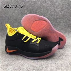 Men Nike Paul 2 Basketball Shoe 243