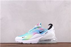 Women Nike Air Max 270 Sneakers AAAA 221