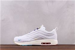 Men Sean Wotherspoon Nike Air Max 97 Hybrid A...
