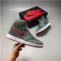 Men Basketball Shoes Air Jordan I Flyknit AAAA 478