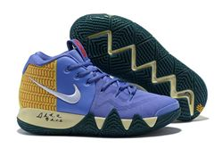 Men Nike Kyrie 4 Basketball Shoes 407