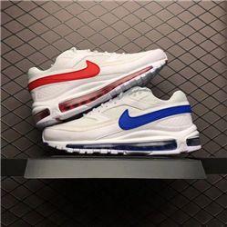 Men Skepta x Nike Air Max 97 / BW Running Shoe AAAA 320
