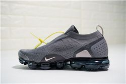 Men Nike Air VaporMax 2018 Flyknit Running Shoes AAAA 409