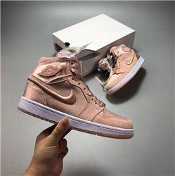 Women Sneaker Air Jordan 1 Retro AAAA 301
