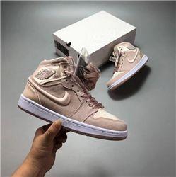 Women Sneaker Air Jordan 1 Retro AAAA 302