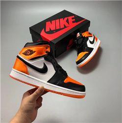 Women Sneaker Air Jordan 1 Retro AAAA 305