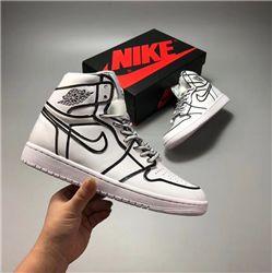 Women Sneaker Air Jordan 1 Retro AAAA 306