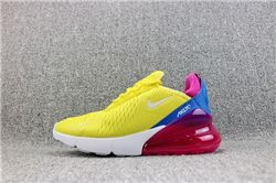 Women Nike Air Max 270 Sneakers AAAA 224