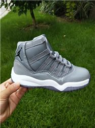 Kids Air Jordan XI Sneakers 254