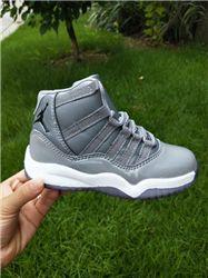 Kids Air Jordan XI Sneakers 254