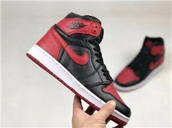 Women Sneaker Air Jordan 1 Retro AAAA 308