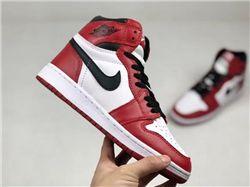 Women Sneaker Air Jordan 1 Retro AAAA 312